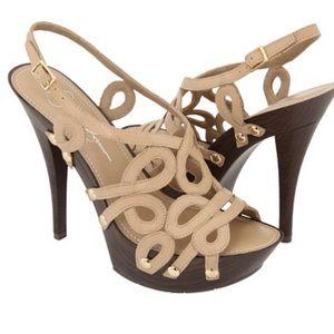 Jessica Simpson Genaviv Platform Heels